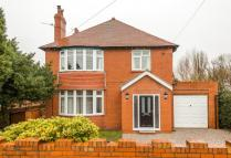 Detached house in Wistow Road, Selby...