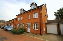 4 bedroom semi detached house to rent in Nine Acres Close...