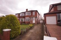semi detached home to rent in Kedleston Road, Roundhay...