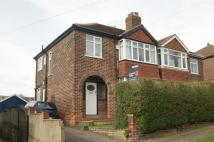 3 bedroom semi detached house in Spennithorne Avenue...