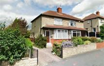 2 bed semi detached property for sale in Easterly Avenue, Leeds...