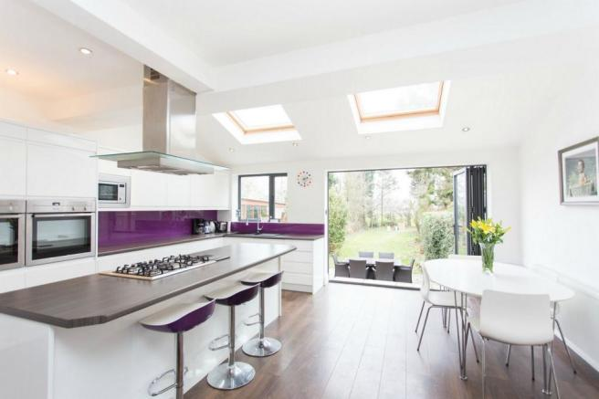3 bedroom semi detached house for sale in talbot road for Kitchen ideas 3 bed semi