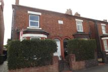 3 bed property in Crook Lane; Winsford; CW7