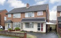 Claydon Road semi detached property for sale