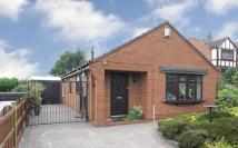 Detached Bungalow for sale in Wellington Close...