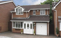 Detached property for sale in Wistmans Close...