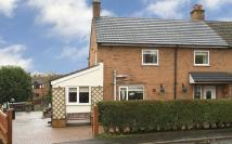 semi detached property for sale in Brantley Crescent...