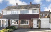 semi detached house in Arundel Road, Wordsley