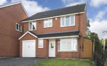 Detached home for sale in Ascot Drive, Dudley