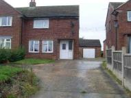 2 bed semi detached property for sale in Cross Street...
