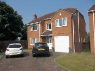 Detached house in Spafford Close, Marton