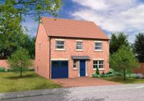 4 bed new home in Foxby Chase, Gainsborough