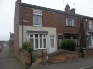 2 bedroom semi detached house to rent in Grey Street, Gainsborough