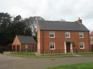 Detached home in Rosefields, Gainsborough