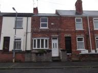 Terraced home in Stanley Street...