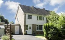 semi detached home for sale in 34 The Crescent, Cookley...