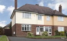 3 bedroom semi detached property in 28 The Broadway, Norton...