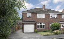 3 bedroom semi detached home for sale in 31 Fairfield Rise...