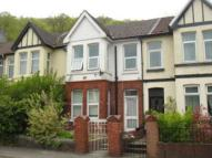 Terraced house to rent in Llantwit Road, Treforest...