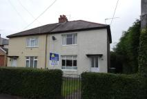 semi detached house in Maesteg Grove, Tonteg