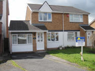 2 bedroom semi detached house in Brynderwyn, Cilfynydd