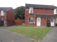 2 bedroom semi detached property to rent in Caspian Close...