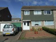3 bed semi detached property to rent in AVAILABLE BEGINING...