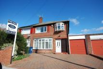 semi detached property for sale in Rothbury Avenue...