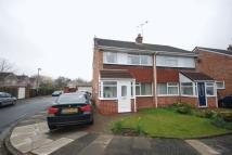 3 bed semi detached house in Courtney Court...