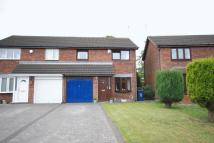 semi detached house for sale in Stuart Court...