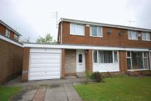 3 bedroom semi detached property in Warwick Court...
