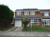 semi detached property in Petherton Court...
