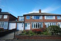 5 bed semi detached property in Weldon Way, Regent Farm...