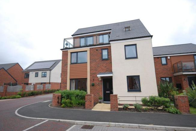 Great Park Gosforth New Homes