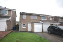 3 bedroom semi detached property in Linacre Close...