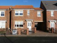 semi detached house for sale in Longhoughton, Eastfield