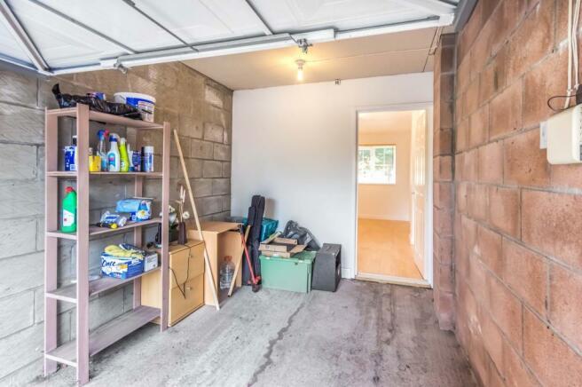 Garage with studio/s