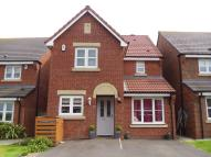 semi detached house in Ladyburn Way, Hadston