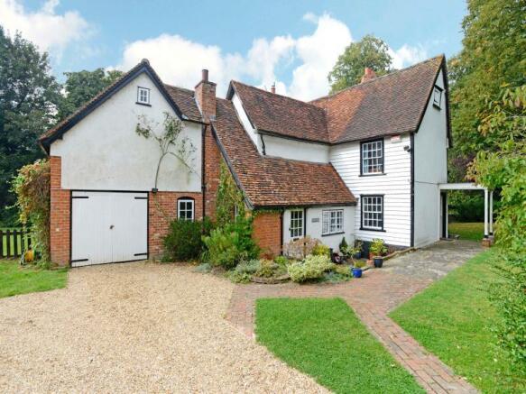 5 Bedroom Detached House For Sale In Furneux Pelham Buntingford Sg9 Sg9