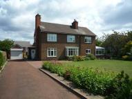 Detached property for sale in The Farm House, Woodhorn...