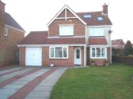 Detached property for sale in Brecon Close, ASHINGTON