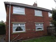 semi detached home in Welfare Crescent...