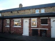 Terraced house in Maple Street, Ashington