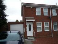 semi detached property for sale in Ashington...