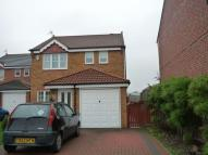 3 bed Detached property for sale in Redwood Court, Ashington