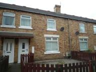Terraced property in Beatrice Street...
