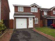3 bed Detached property for sale in Harvey Close, Ashington