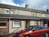 Terraced house in Chestnut Street...