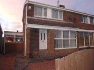 3 bedroom semi detached house for sale in Carlton Grove, Ashington