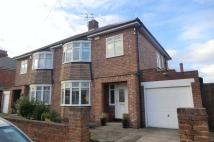 3 bed semi detached property for sale in Collingwood Terrace...